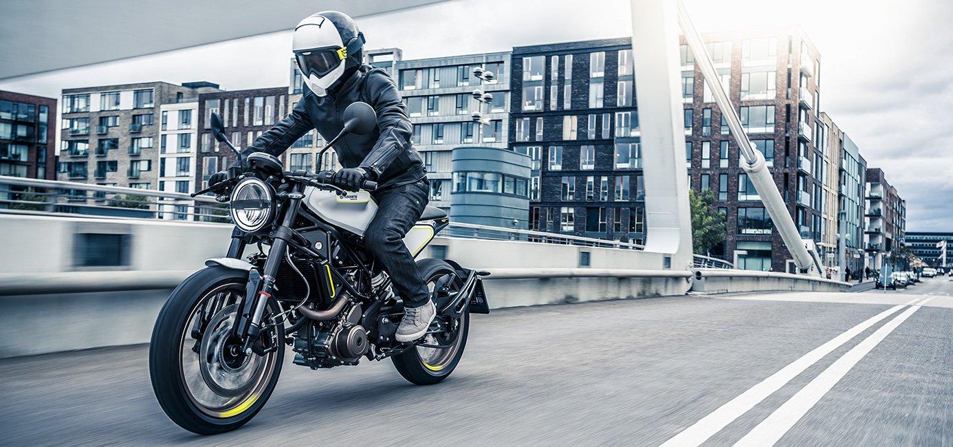 2018 Husqvarna Vitpilen 401 Motorcycle Uae S Prices Specs