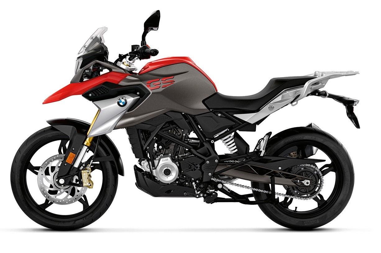 2018 BMW G 310 GS Motorcycle Prices, Full Technical