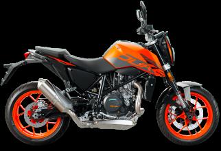 KTM 690 Duke 2018