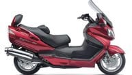 Suzuki Burgman 650 Executive in UAE