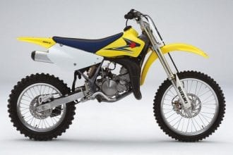 Suzuki RM85 2017