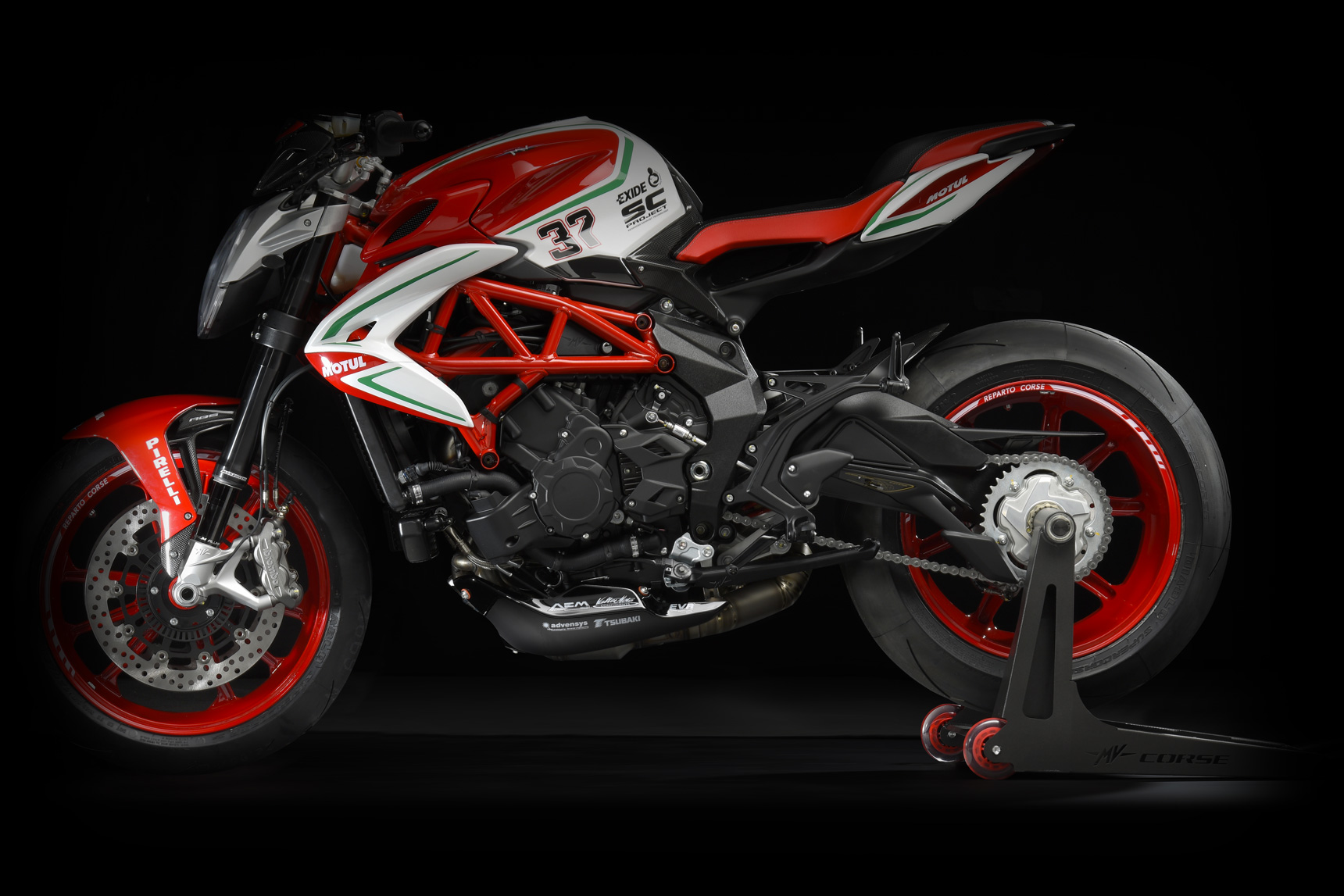 2018 MV Agusta Dragster 800 RR Review • Total Motorcycle