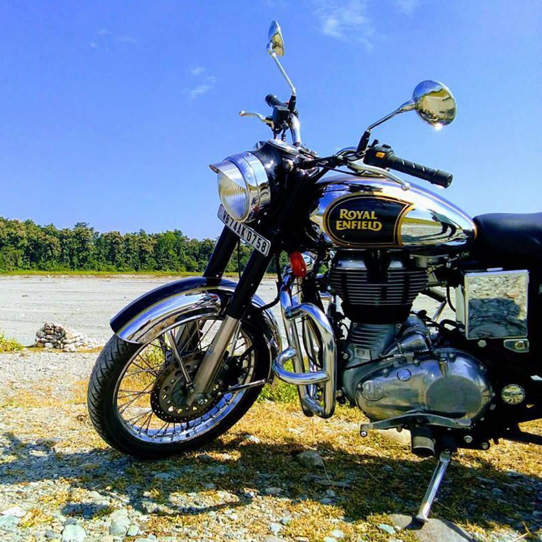 2019 Royal Enfield Classic Chrome 500 Motorcycle Uae S