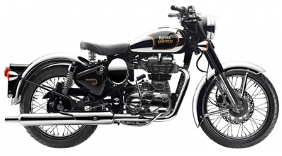 2019 Royal Enfield Classic Chrome 500 Motorcycle UAE's