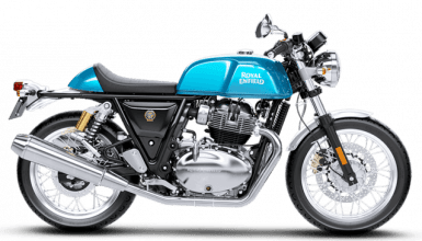 2019 Royal Enfield Continental GT 650 Motorcycle UAE's