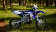 Yamaha WR250F in UAE