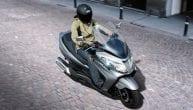 Suzuki Burgman 400 ABS in UAE