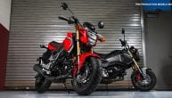 Honda Grom in UAE