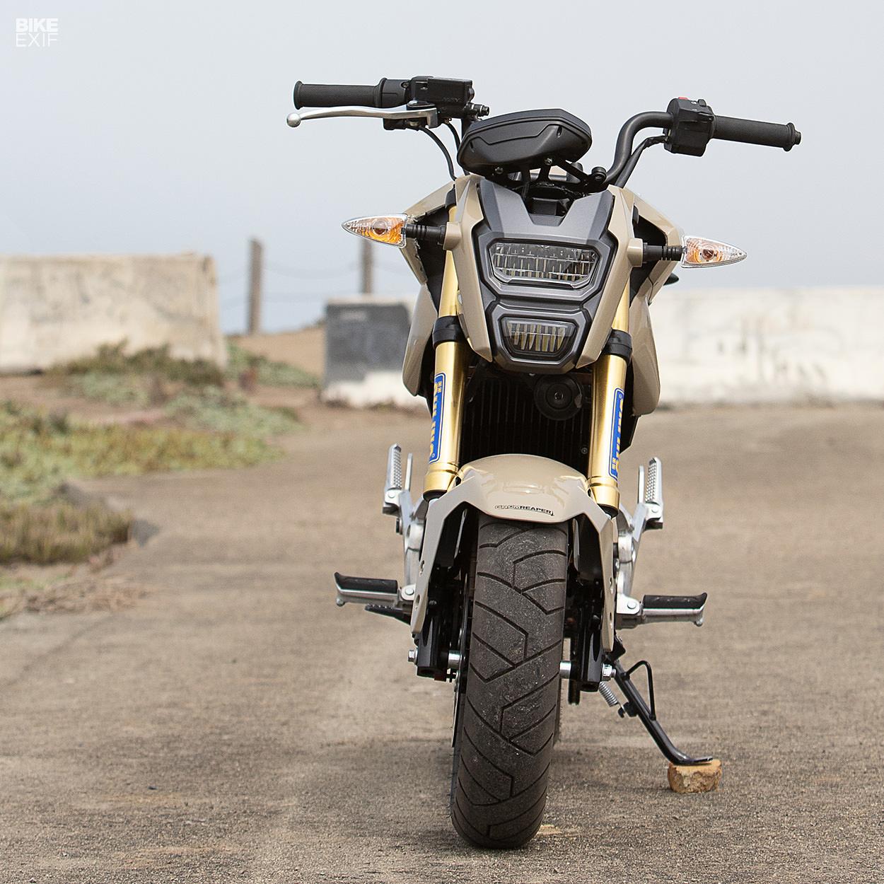 Honda MSX 125 Grom Reaper Dubai UAE