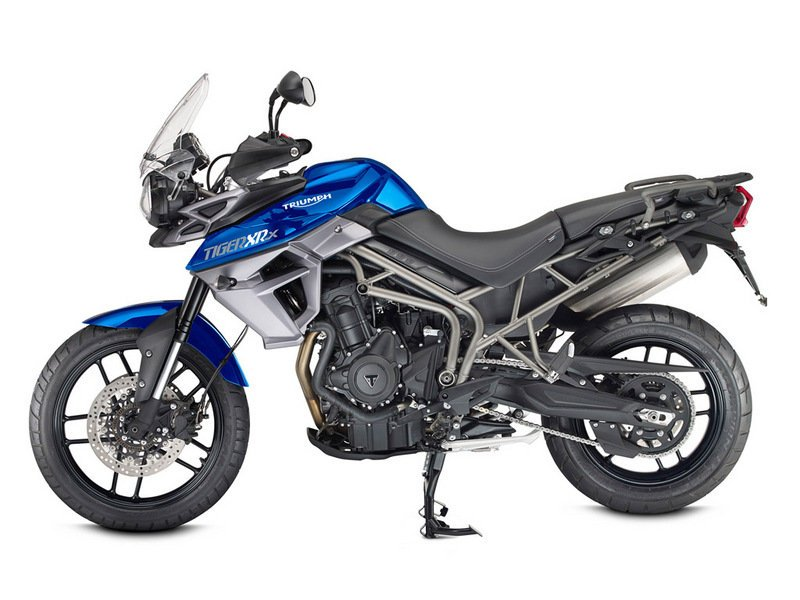 2016 Triumph Tiger 800 Xrx Low Motorcycle Uae S Prices