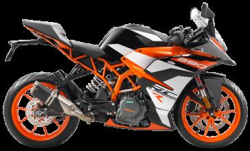 KTM RC 390 R 2019