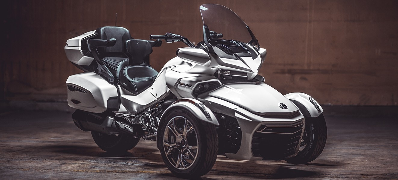 2019 Can Am Spyder F3 Limited Motorcycle Uae S Prices