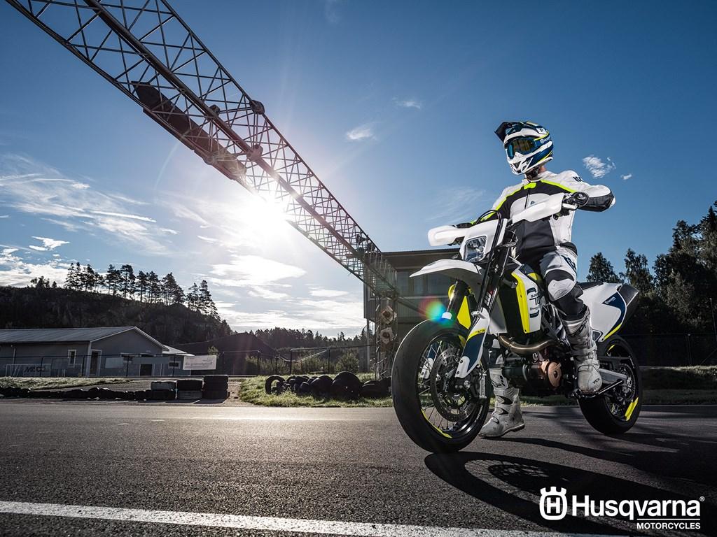 2019 Husqvarna 701 SUPERMOTO Motorcycle UAE's Prices