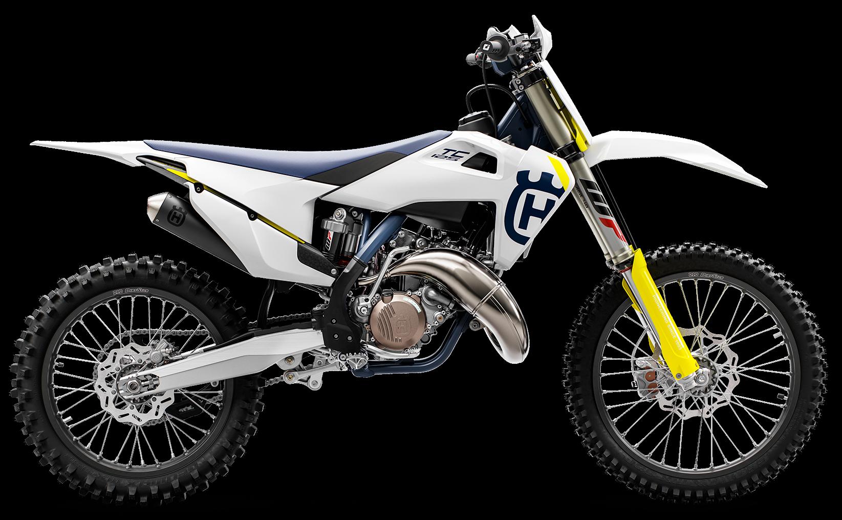 2014 Husqvarna TC 125 - Moto.ZombDrive.COM