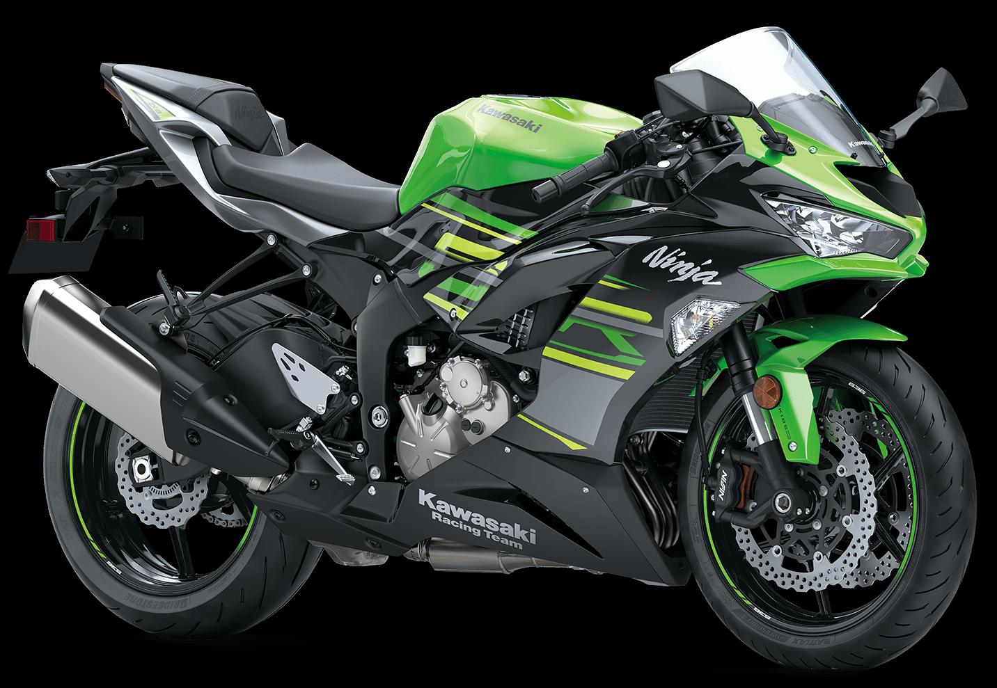2019 KAWASAKI ZX-6R - Patagonia Motorcycles - Florida