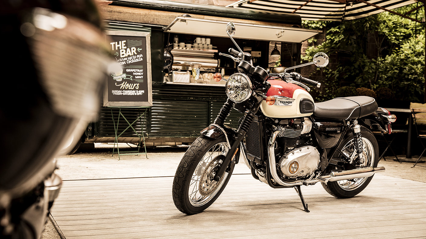 2019 Triumph Bonneville T100 Motorcycle Uae S Prices