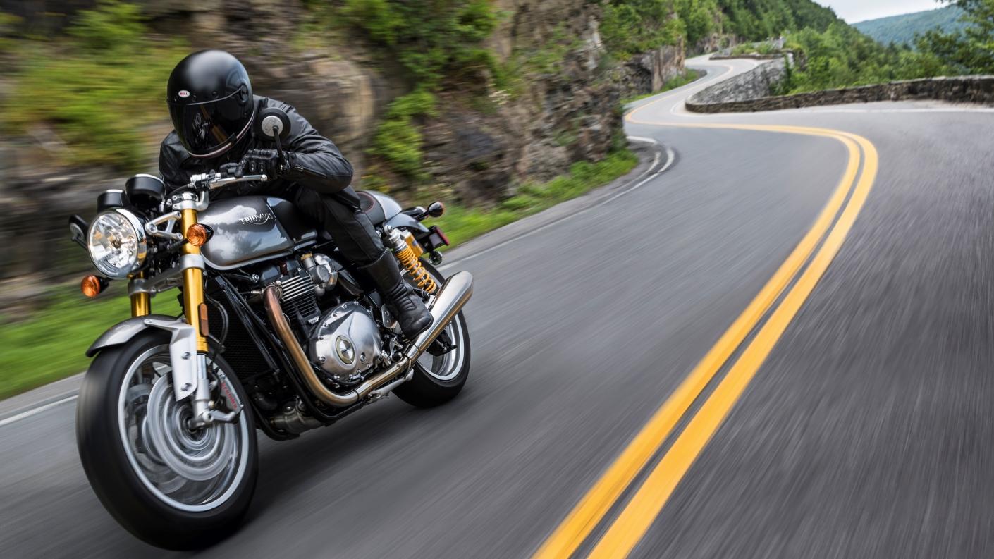 2019 Triumph Thruxton 1200 R Motorcycle Uae S Prices