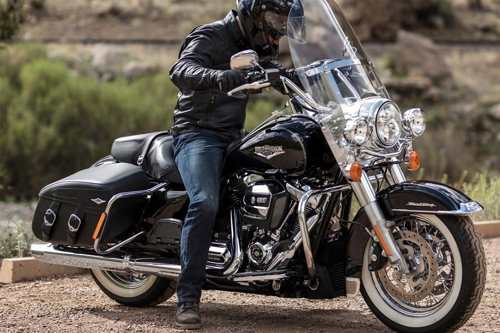 2019 Road King Seat Height