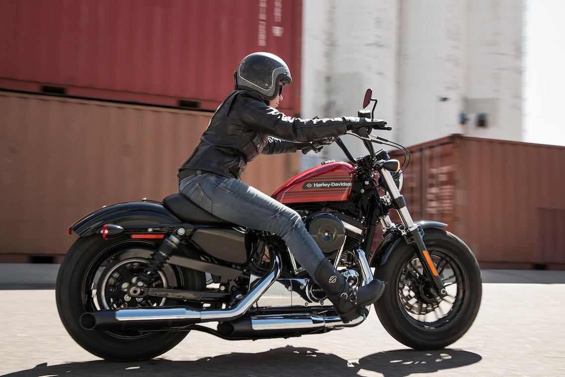 2019 Harley Davidson Sportster Forty Eight Motorcycle Uae