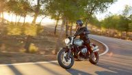 BMW R nineT Scrambler in UAE
