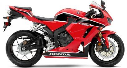 Honda CBR600RR 2019