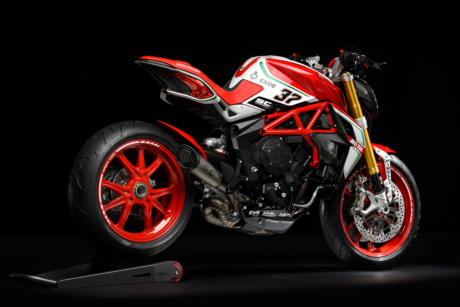 2019 Mv Augusta Dragster 800 Rr Rc Motorcycle Uae S Prices
