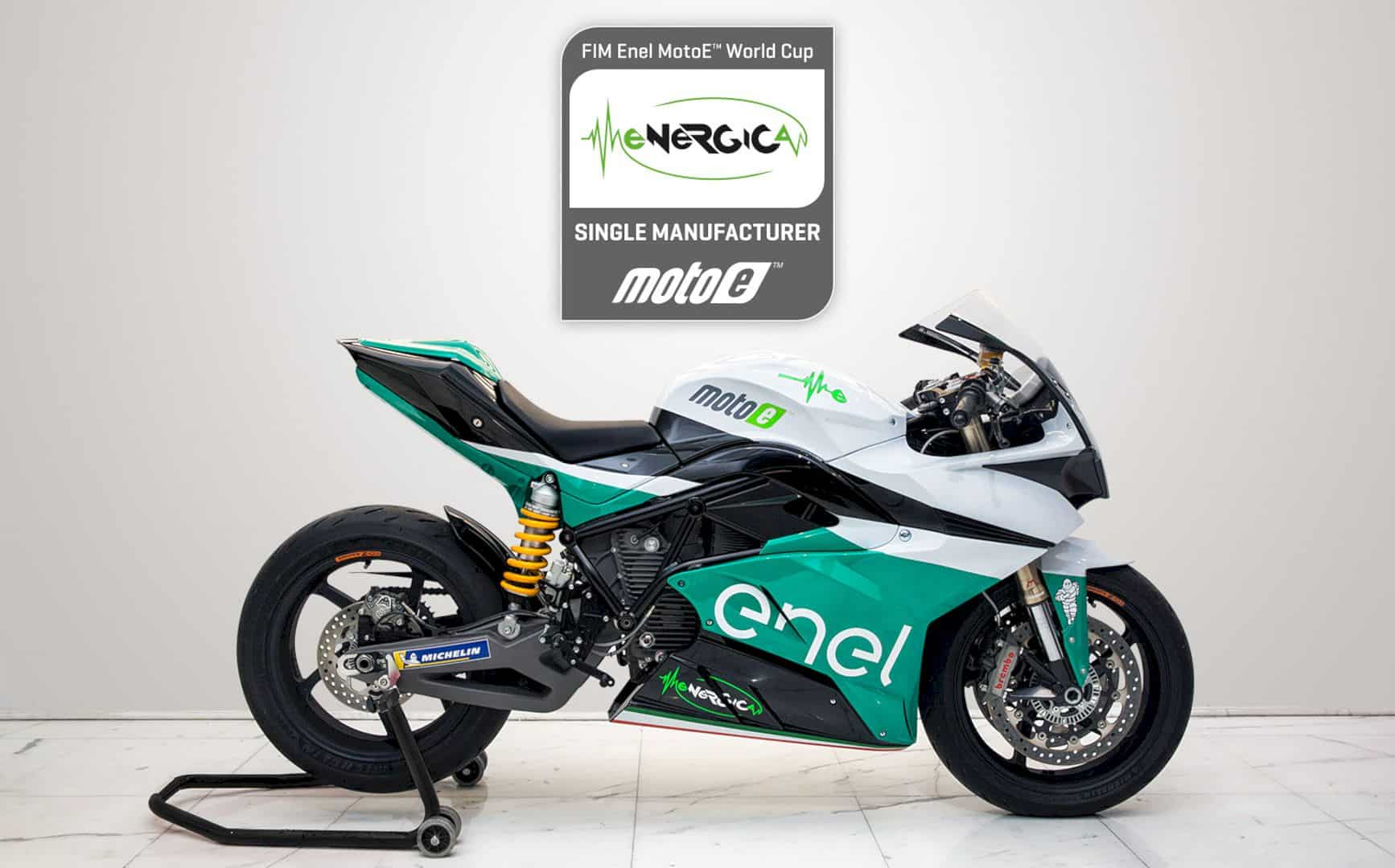 Energica Motor Company Dubai UAE