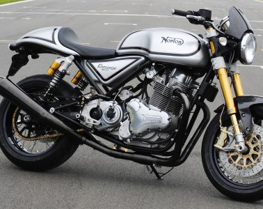 Norton Commando 961 SS Dubai UAE